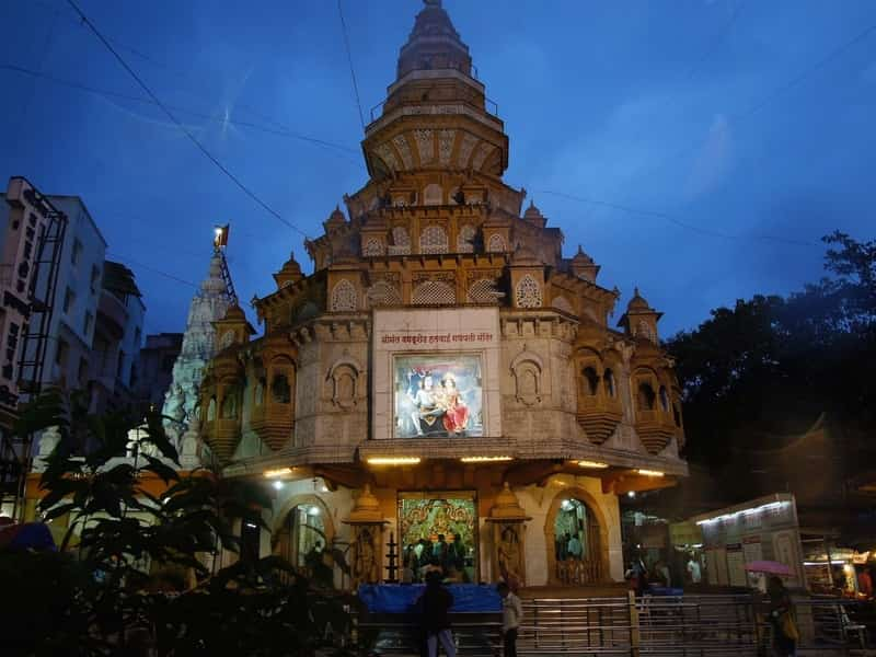 Dagdusheth Halwai Temple