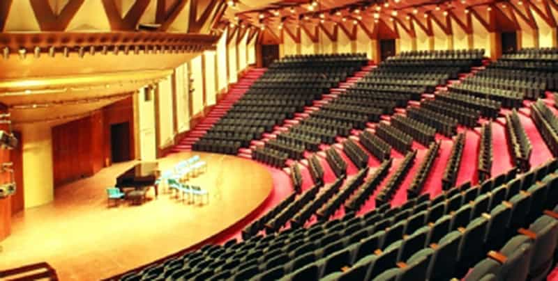 The NCPA is the place to head to for a variety of performances