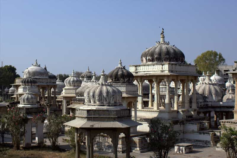 Ahar Cenotaphs near Udaipur