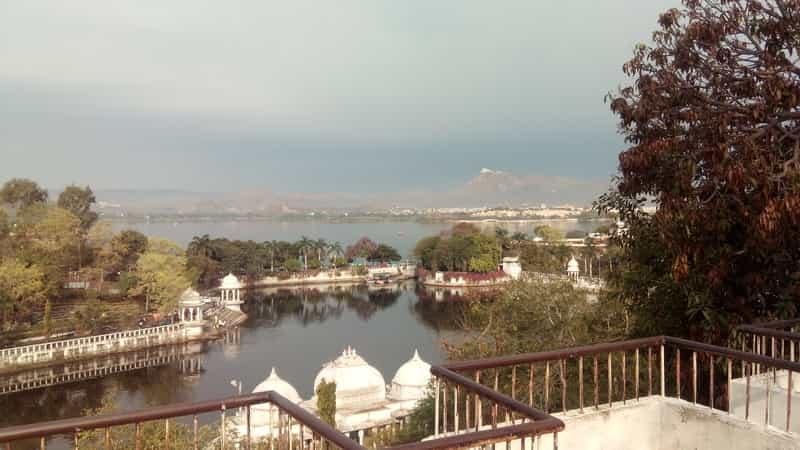 Doodh Talai Lake