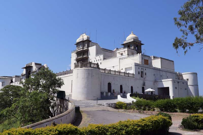 Monsoon Palace