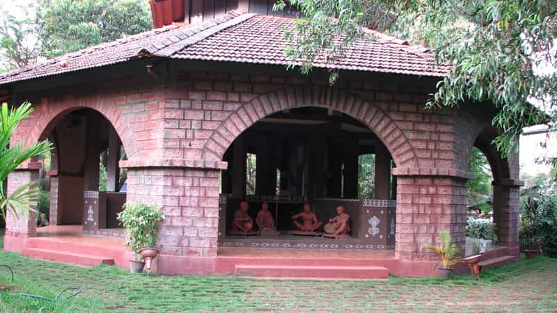 Traditional Structure at Shilpgram