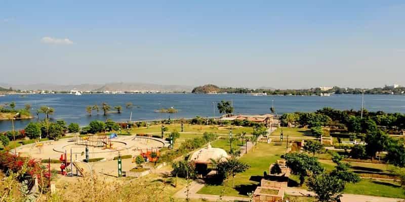 Rajiv Gandhi Garden