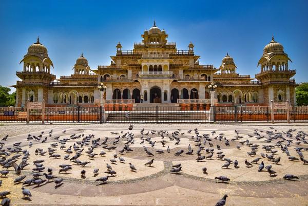 Albert Hall Museum in Jaipur