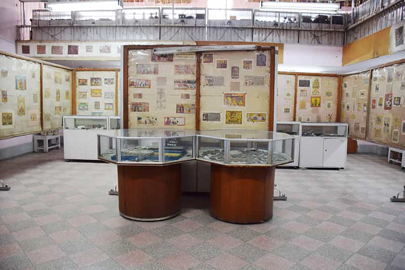 S.R.C Museum of Indology
