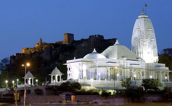 Birla Temple in Jaipur