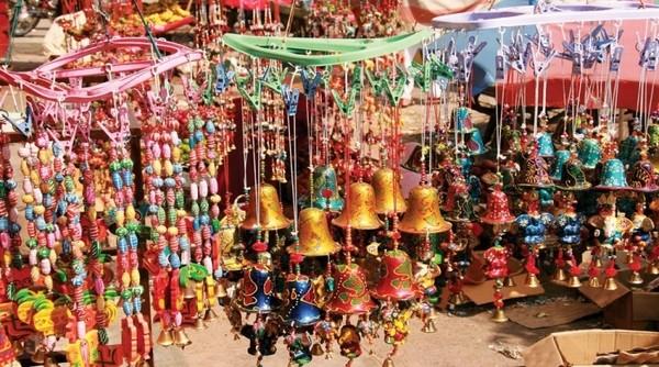 Johri Bazaar in Jaipur