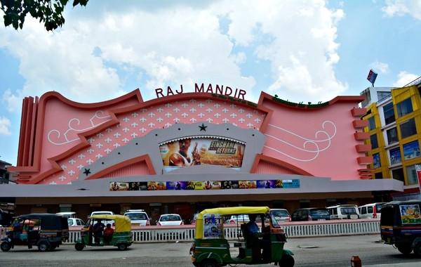 Raj Mandir Cinema in Jaipur