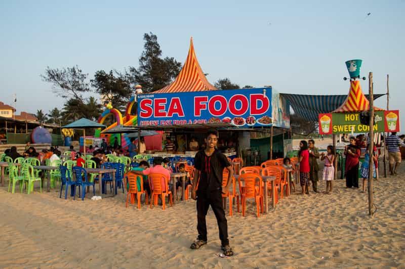 Mangalore Sea Food