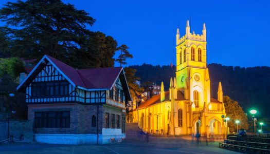 The Cool Connect: 16 Places to Visit in Shimla