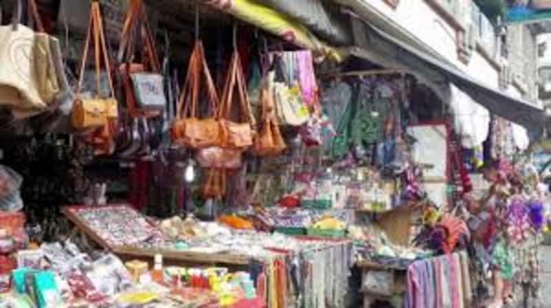 Hathi Pol Bazaar
