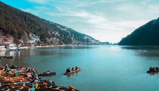 12 Popular Tourist Places to Visit in Nainital