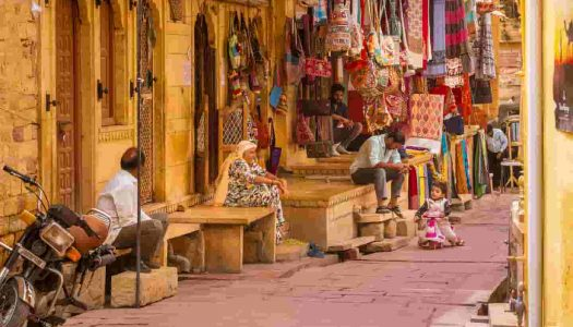 Explore The Best Shopping Places In Jaisalmer