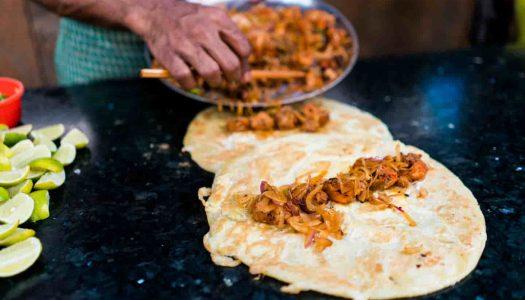 Top 10 Street Foods in Coimbatore