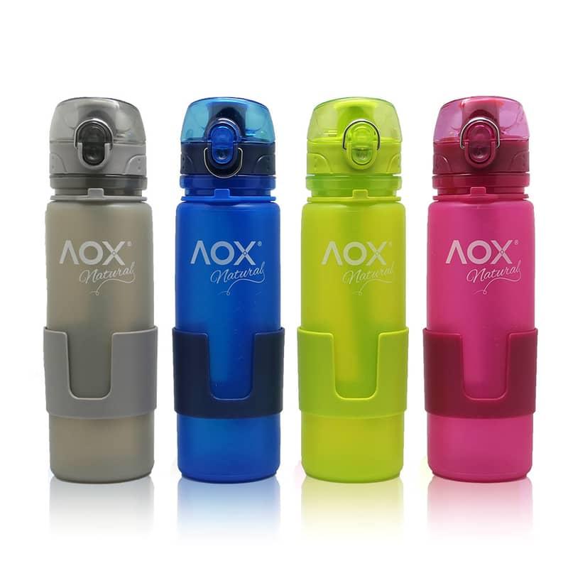 Silicon bottles
