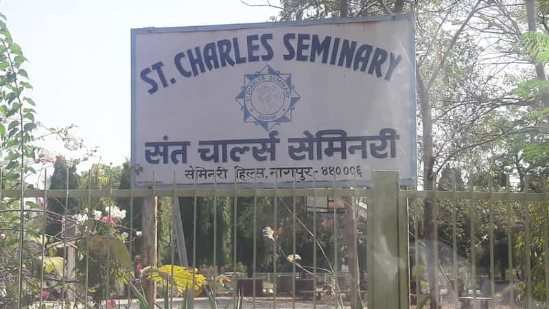 St Charles Seminary after which the hills are named