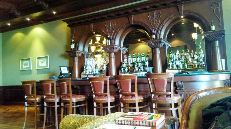 Nostradamus - The Writer's Bar