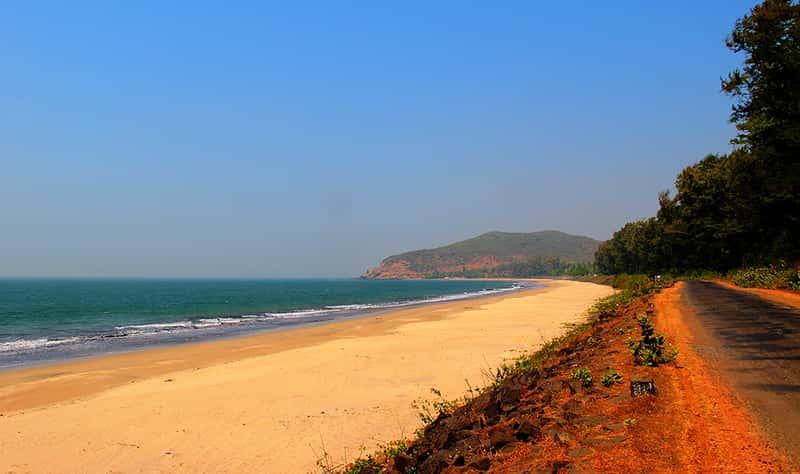 Ganpatipule beach, Maharashtra