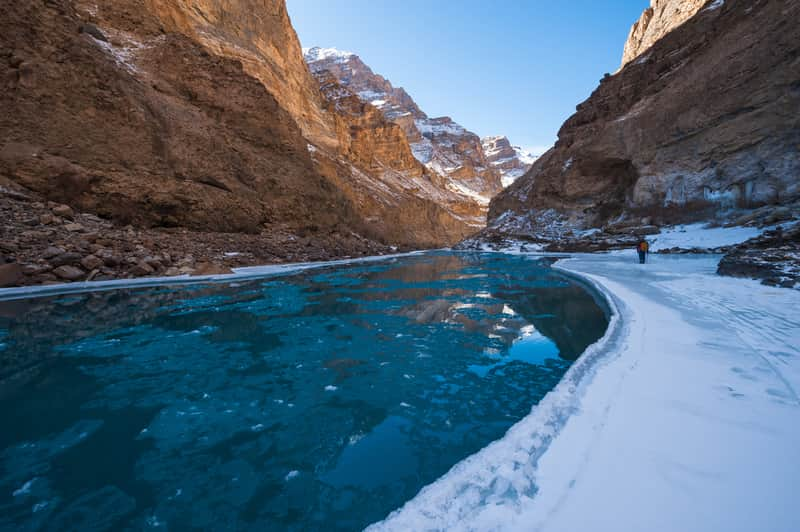 Chadar Trek, ladakh, India