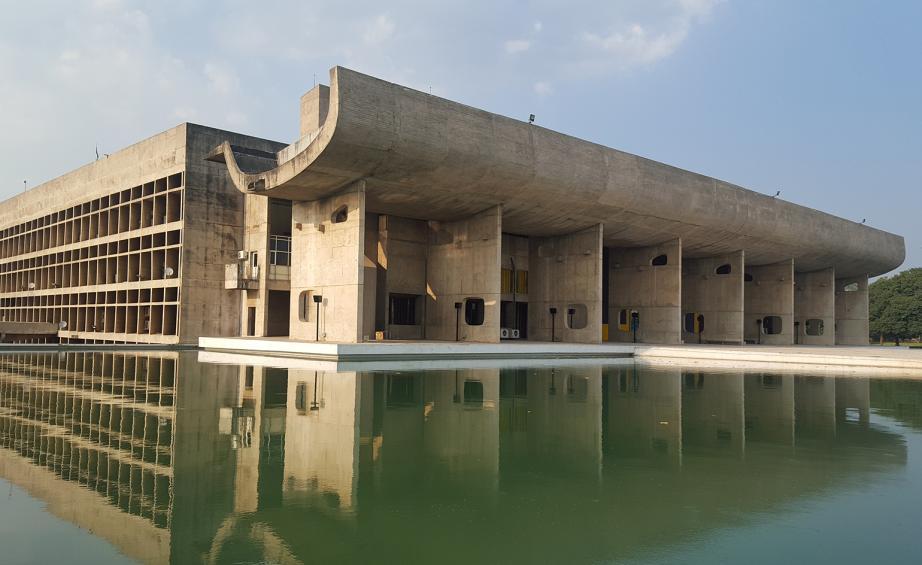 Chandigarh Capitol Complex (UNESCO WORLD HERITAGE SITE)