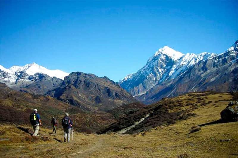 Dzongri Trek in India