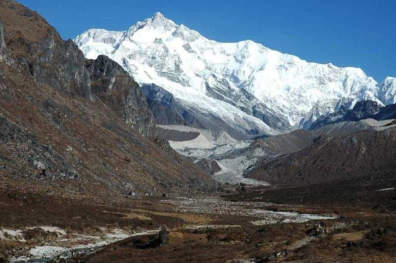 Goecha La Trek in India