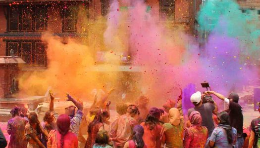 The Different Colours Of Holi Across India