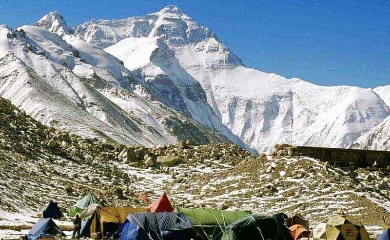 Kanchenjunga Base Camp Trek, India