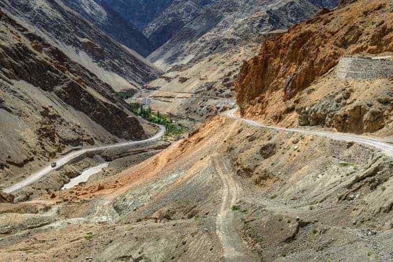 Lamayuru Trek, India