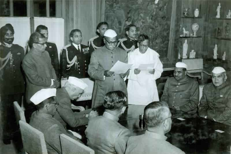 Dr. Rajendra Prasad, First President of India
