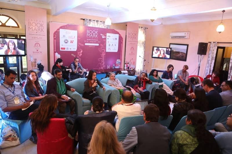 interactions at jaipur-literature-festival