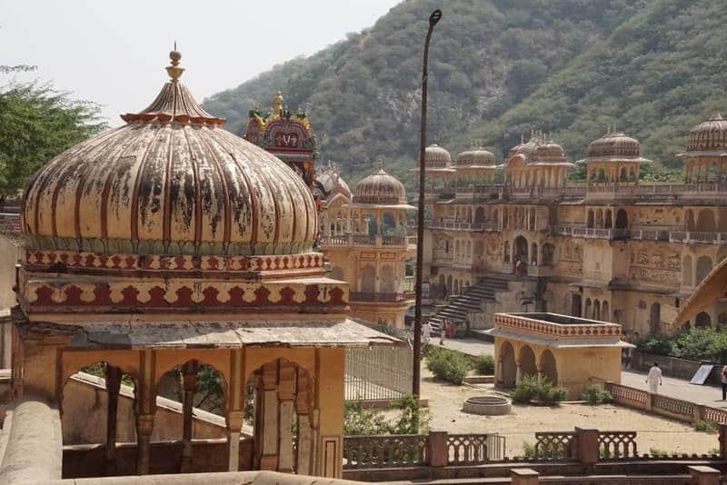 Galtaji Temple, Jaipur