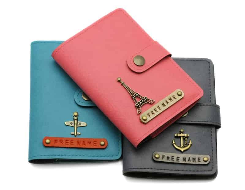 Customized Passport Covers