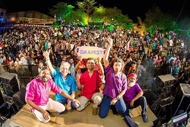Fun at Sula Fest