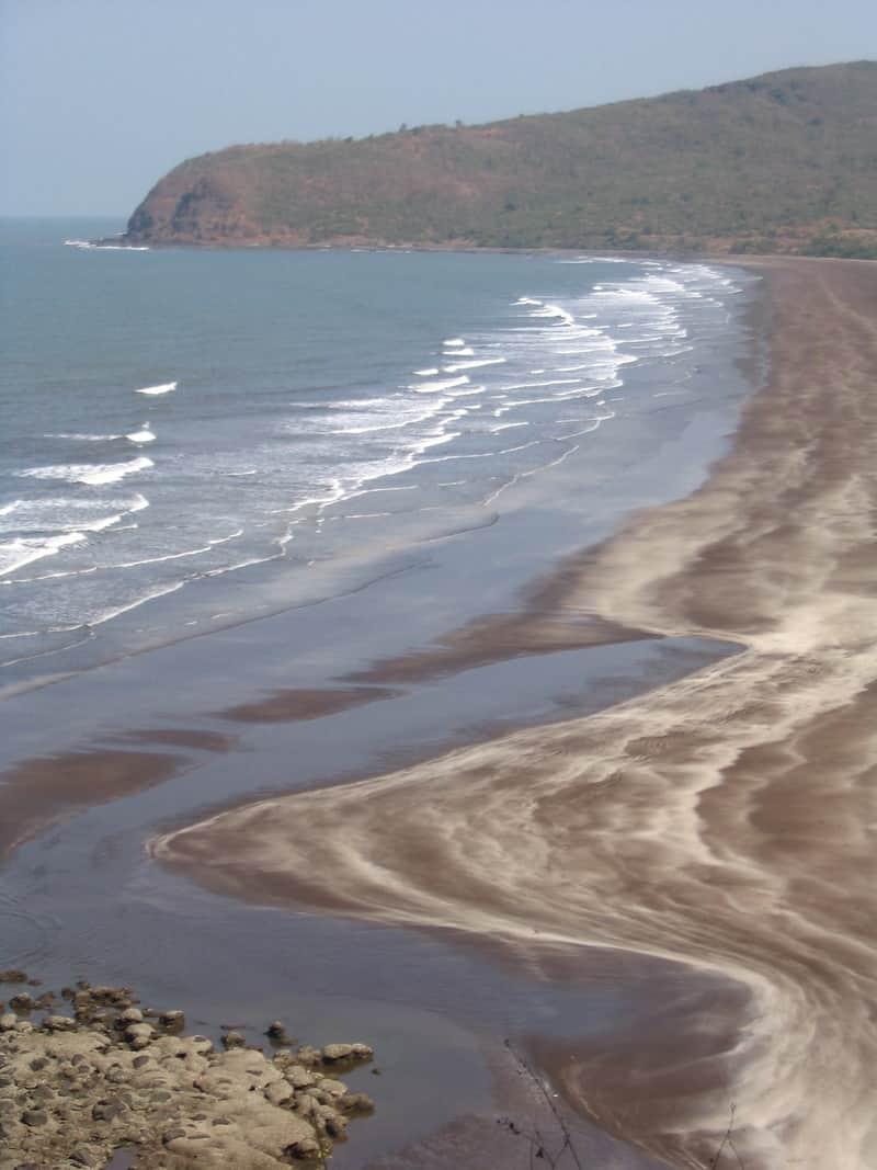 Beach at Harihareshwar