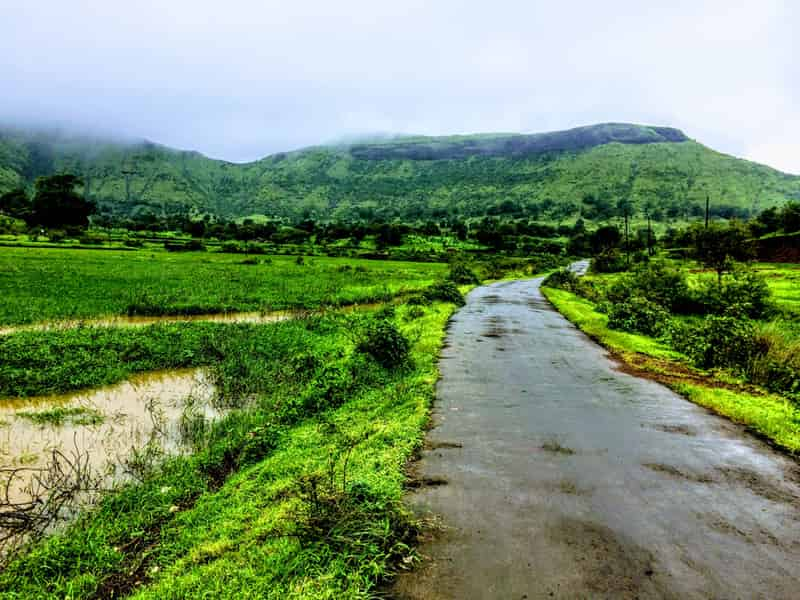 Igatpuri during Monsoons