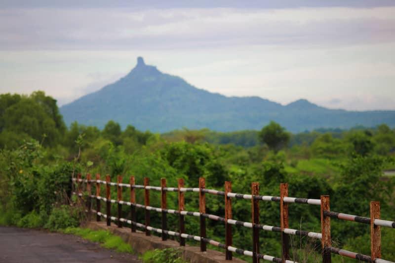 Karnala Fort and Bridge Mountain