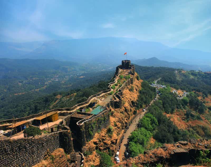 Pratapgad Fort