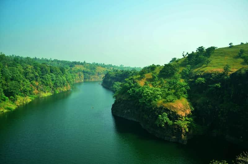 Radha Falls