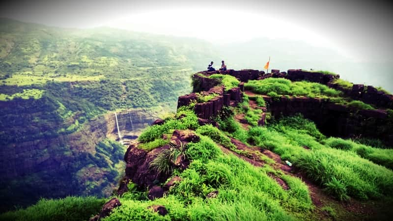 Trekking to Rajmachi Fort