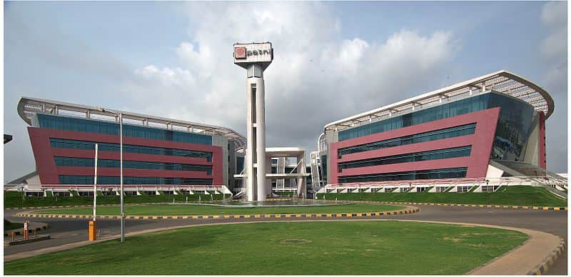 The Airoli Knowledge Park