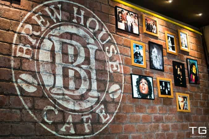 The Brew House Cafe at Belapur