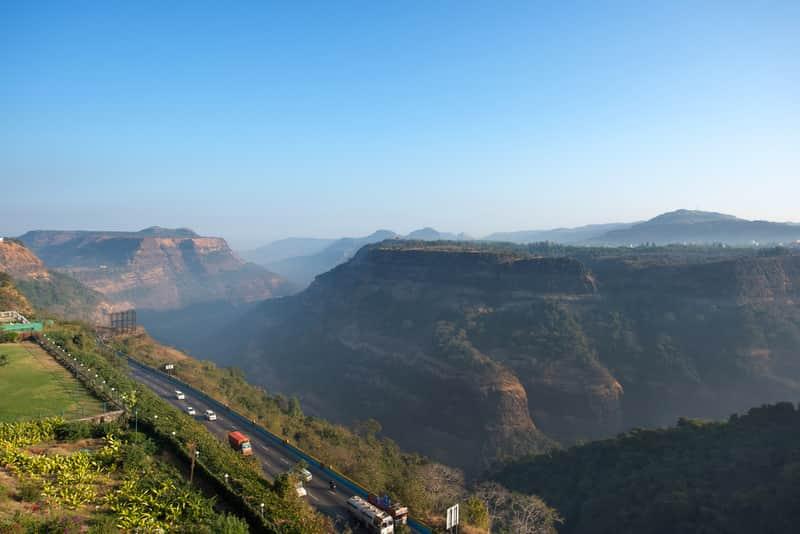 The Khandala Hills in all their glory