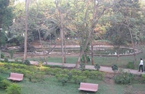 The Mango Garden in Belapur
