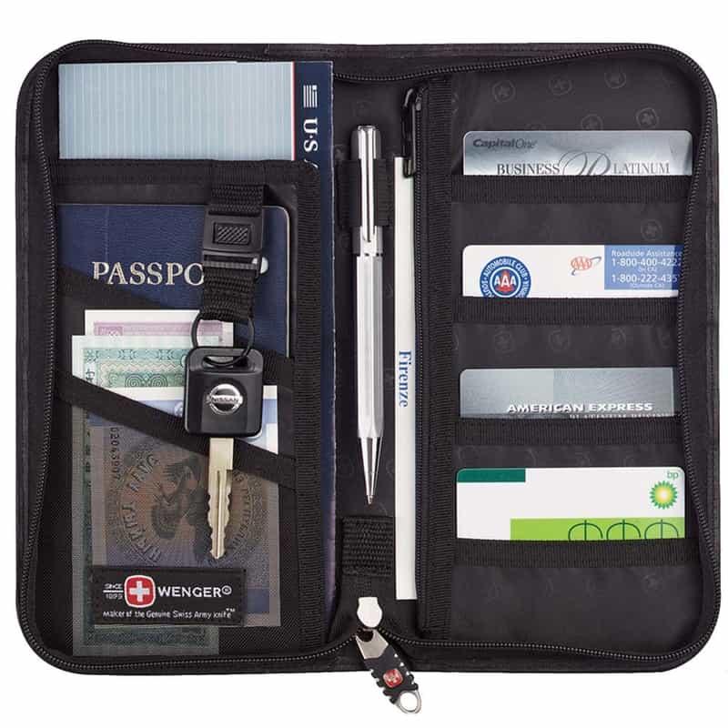 Travel Wallet for Men