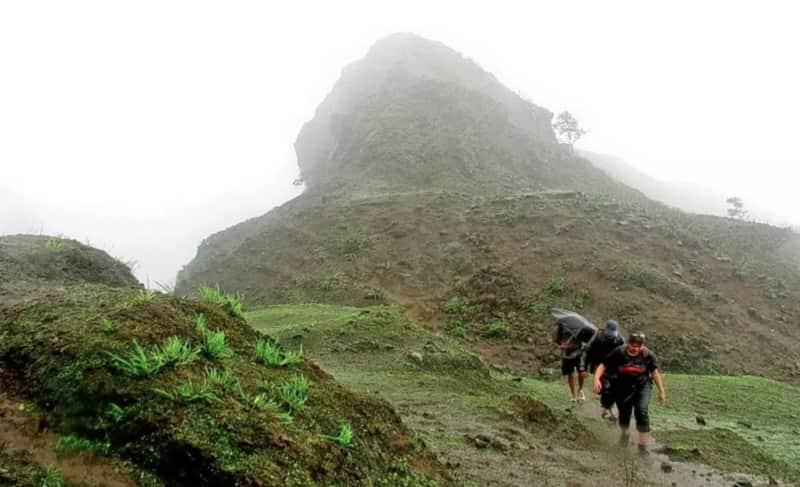 Trekking at Jungli Jaigad