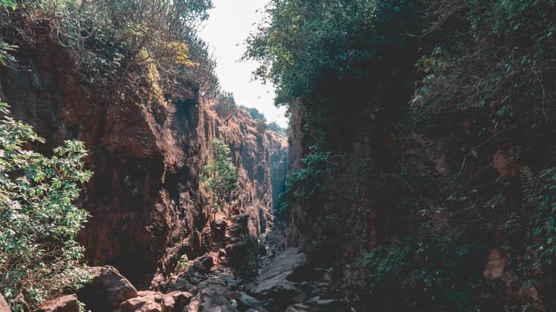 Trekking to Sandhan Valley