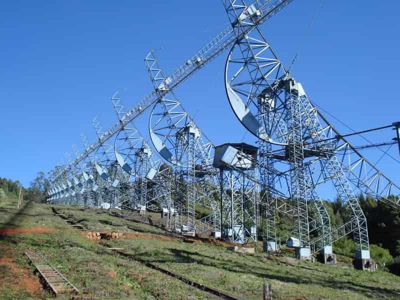 Radio Astronomy, Ooty