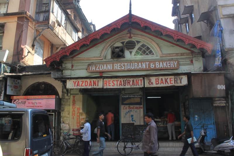 Yazdani Bakery, Fort