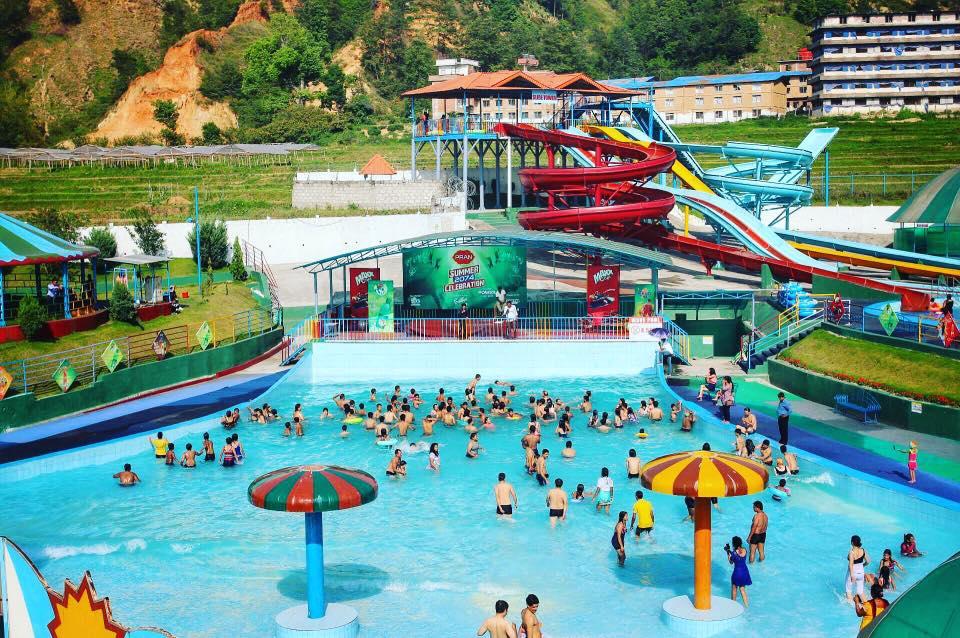 Family fun at Fun Valley